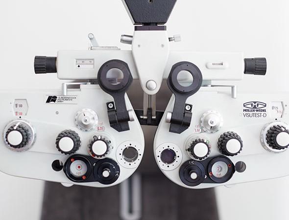 Sehtest Augenarzt