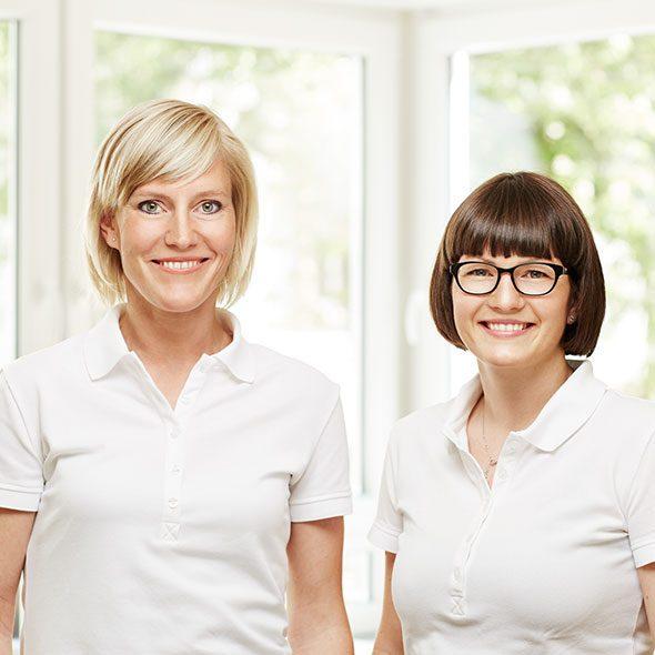 Augenarzt Karlsruhe Dr. med. Eva Haid und Dr. med. Isabell Mittrach